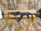 AK-47RILEYDEFENSERAK - 47,7.62X39,30 + 1ROUNDMAGAZINE,MATTE/POLYMER,ADJUSTABLESIGHTS,MADEINTHEU.S.A.FACTORYNEW IN BOX - 5 of 17