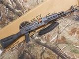 AK-47RILEYDEFENSERAK - 47,7.62X39,30 + 1ROUNDMAGAZINE,MATTE/POLYMER,ADJUSTABLESIGHTS,MADEINTHEU.S.A.FACTORYNEW IN BOX - 11 of 17