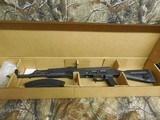 AK-47RILEYDEFENSERAK - 47,7.62X39,30 + 1ROUNDMAGAZINE,MATTE/POLYMER,ADJUSTABLESIGHTS,MADEINTHEU.S.A.FACTORYNEW IN BOX - 1 of 17