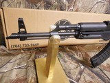 AK-47RILEYDEFENSERAK - 47,7.62X39,30 + 1ROUNDMAGAZINE,MATTE/POLYMER,ADJUSTABLESIGHTS,MADEINTHEU.S.A.FACTORYNEW IN BOX - 6 of 17