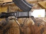 AK-47RILEYDEFENSERAK - 47,7.62X39,30 + 1ROUNDMAGAZINE,MATTE/POLYMER,ADJUSTABLESIGHTS,MADEINTHEU.S.A.FACTORYNEW IN BOX - 10 of 17