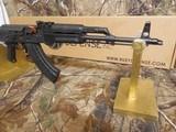 AK-47RILEYDEFENSERAK - 47,7.62X39,30 + 1ROUNDMAGAZINE,MATTE/POLYMER,ADJUSTABLESIGHTS,MADEINTHEU.S.A.FACTORYNEW IN BOX - 4 of 17