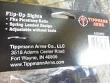 POP-UPSIGHTS,AR-15,TIPPMANN,FRONT&REAR,SPRINGLOADEDDESIGN,FITSPICATINNYRAILS,BLACK,FACTORYNEWINBOX - 3 of 15