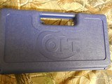 """COLTCOBRA 38 SPL. +P,Revolver,SINGLE /DOUBLEACTION,2"""" BARREL,6 ROUNDS,Black Hogue Rubber Grip,Stainless Steel,NEW IN BOX - 14 of 20"""