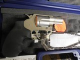 """COLTCOBRA 38 SPL. +P,Revolver,SINGLE /DOUBLEACTION,2"""" BARREL,6 ROUNDS,Black Hogue Rubber Grip,Stainless Steel,NEW IN BOX - 1 of 20"""