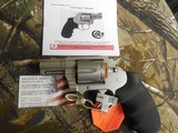 """COLTCOBRA 38 SPL. +P,Revolver,SINGLE /DOUBLEACTION,2"""" BARREL,6 ROUNDS,Black Hogue Rubber Grip,Stainless Steel,NEW IN BOX - 4 of 20"""