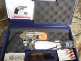 """COLTCOBRA 38 SPL. +P,Revolver,SINGLE /DOUBLEACTION,2"""" BARREL,6 ROUNDS,Black Hogue Rubber Grip,Stainless Steel,NEW IN BOX - 2 of 20"""