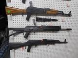 AK-47,PISTOLSANDRIFLES,ATA-GSG,22-L.R.,CENTURYARMSAK-47 M-70,AK-47 RAS47,AK-47 WASR10,InterordnanceAKM247C AK-47 - 4 of 14