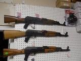AK-47,PISTOLSANDRIFLES,ATA-GSG,22-L.R.,CENTURYARMSAK-47 M-70,AK-47 RAS47,AK-47 WASR10,InterordnanceAKM247C AK-47 - 3 of 14