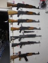 AK-47,PISTOLSANDRIFLES,ATA-GSG,22-L.R.,CENTURYARMSAK-47 M-70,AK-47 RAS47,AK-47 WASR10,InterordnanceAKM247C AK-47 - 2 of 14