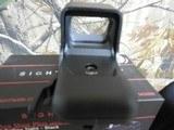 SCOPE, SightmarkONESTEP EASYONOFF, UltraShotPlus 1x 33x24mmDualIlluminatedRed / Green 4 Pattern CR123A Battery,Lithium Black Matte - 5 of 19