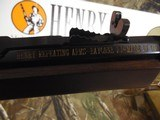 """Henry H004, Golden Boy Lever 22 Short/Long/Long Rifle, 20"""" BARREL, 16 LR / 21 Short,American Walnut, StkBrassReceiver / Blued Barrel, NEW I - 13 of 19"""