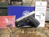 """Smith & Wesson 13050 SD9 VE Crimson Trace Rail Master 9mm Luger 4"""" 16+1 Black Stainless Steel Black Textured Polymer Grip - 3 of 24"""