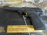 Browning Buck Mark 22LR