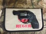 RUGER LCR 38 SPL REVOLVER - NEW