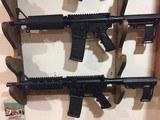 "New PSA AR-15, 10.5"" barrell, Battlelink adjustable stock with 30 round magazine"