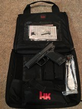 Heckler and Koch USP Tactical .40 cal NIC - 6 of 8