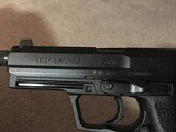 Heckler and Koch USP Tactical .40 cal NIC - 3 of 8