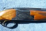 Browning Superposed20 GaugeGrade One 28 inch barrels - 1 of 15