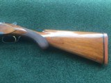 Browning 20 Gauge Solid Rib 28 Inch Superposed - 10 of 14