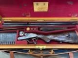 j. purdey & sons.500 / .465nitro express self openingrotary underlever sidelock rifle