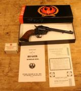 Ruger Old Single Six Convertible .22LR/.22WMR