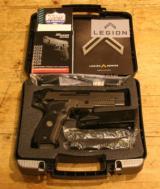 Sig Sauer P226 Legion 9mm SAO - 2 of 8