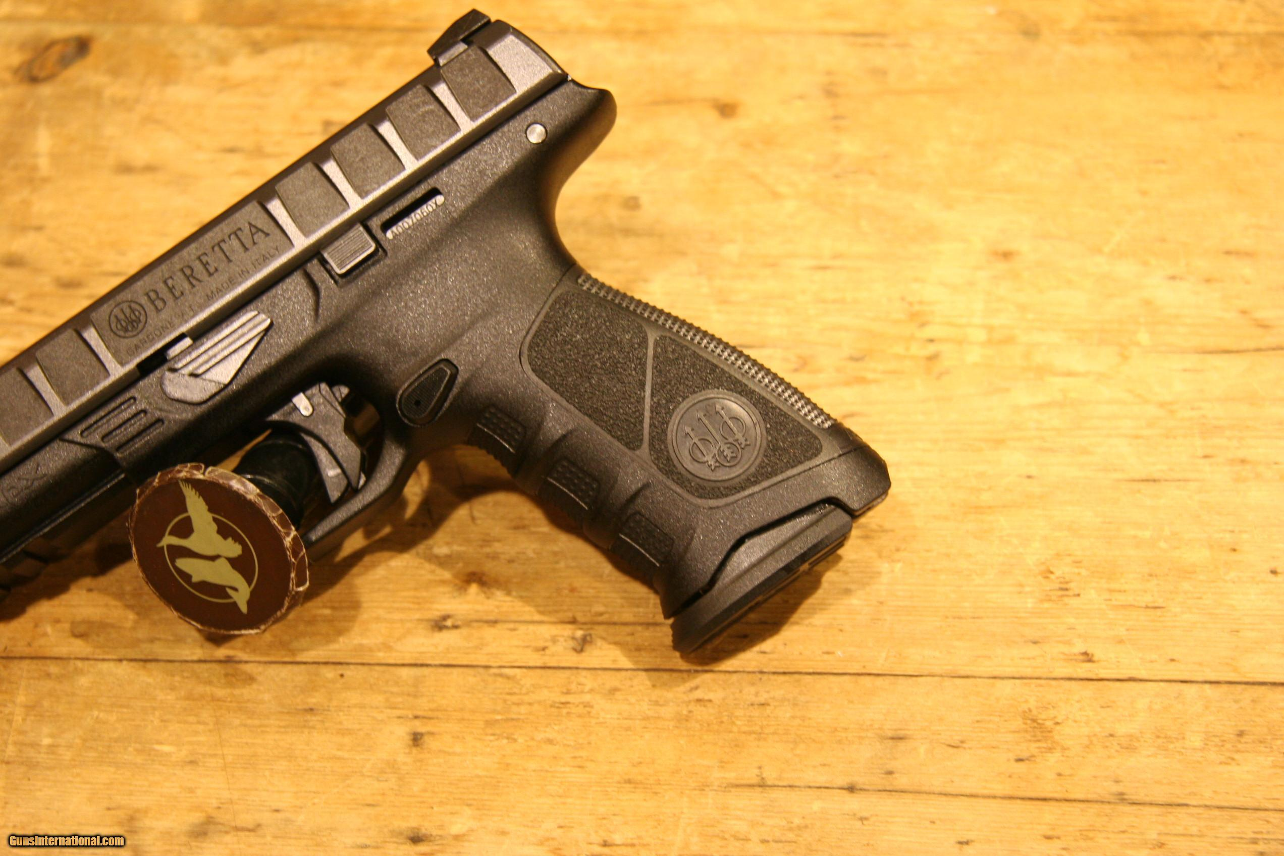 Beretta APX 9mm **CALL FOR PRICE**