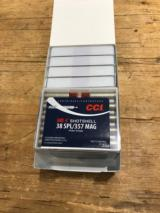 CCI Big 4 Shotshell .38SPL/.357 Mag 100 rds