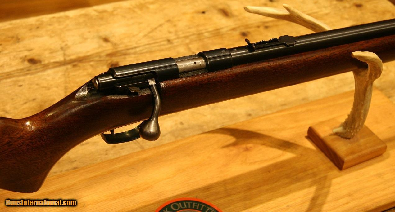 For Sale Winchester Model 69 A: Winchester Model 69A .22LR Grooved Receiver