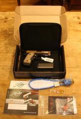 Kimber Micro9 Desert Tan 9mm w/Laser Grips - 2 of 7