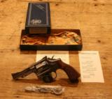 Smith & Wesson Model 67 .38SPL BOXED, EARLY!