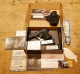Kimber Micro 9 SHOT Show Special 9mm w/Holster and 2 mags!