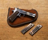 Colt 1911 Ace Model .22LR First Year!