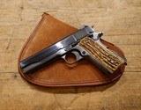 Colt 1911 Commercial Frame w/ Post War .22LR Conversion Kit