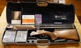 """Beretta 694 Sporting 12ga 30"""" Left Handed!"""