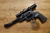 Smith & Wesson 27-2 .357 w/ Leupold M8 2x Scope