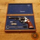 "Smith & Wesson Model 25-5 Target 6"" .45LC w/ Presentation Box"