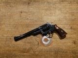 "Smith & Wesson Pre-27 .357 Magnum 8 3/8"" 5-Screw"