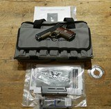 Wilson Combat ULC Sentinel 9mm FDE Custom!