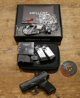 Springfield Armory Hellcat 9mm Micro-Compact w/ Hex Wasp Red Dot