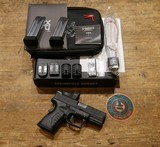"""Springfield Armory XD-M Elite 3.8"""" Compact 9mm W/ Hex Dragonfly Red Dot"""