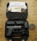 Glock G29 Gen4 10mm 10rd Subcompact