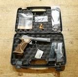 Sig Sauer P210 Target 9mm 210A-9-TGT