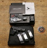 Springfield Armory Hellcat OSP w/ Carry Notebook & 3 Mags!