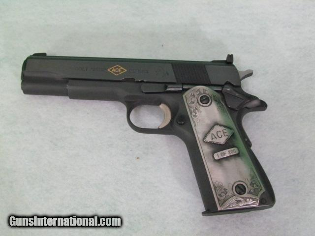 Walmart 1800 Call In Number >> Colt ACE Service Model .22 LR.