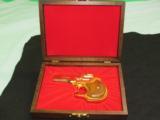 High Standard Derringer .22 Mag. RARE Gold Plated - 1 of 6