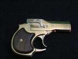 High Standard Derringer .22 Mag. RARE Gold Plated - 3 of 6