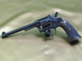 Smith & Wesson .22/.32 hand ejector revolver