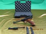 Browning Belgium Challenger 1968 gun